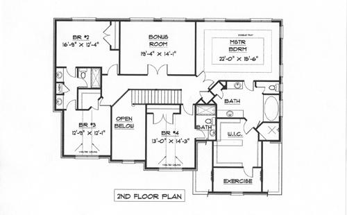 BuildingRemodeling Custom Homes Since 1972 Fort Mill SC – Fort Irwin Housing Floor Plans